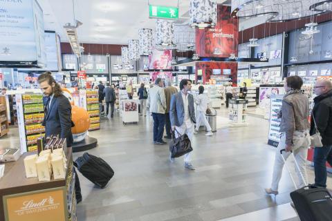 Stark resenärsutveckling för flyget i augusti