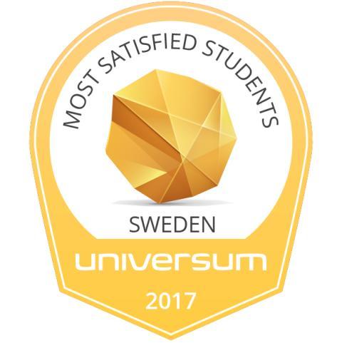 Här är universiteten och högskolorna med nöjdast studenter