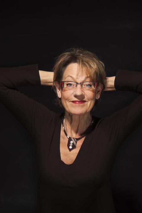 I Almedalen: Gudrun Schyman om farmödrar på fyllan