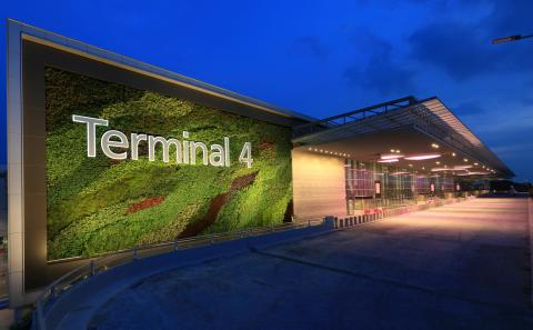 Tenancy for stores and restaurants fully secured for Changi Airport Terminal 4