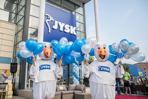 JYSK a înregistrat rezultate record în România în anul financiar 2018