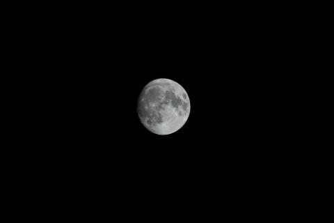 So nah wie heute war der Mond seit fast 70 Jahren nicht mehr: Sechs Tipps für perfekte Supermond-Aufnahmen