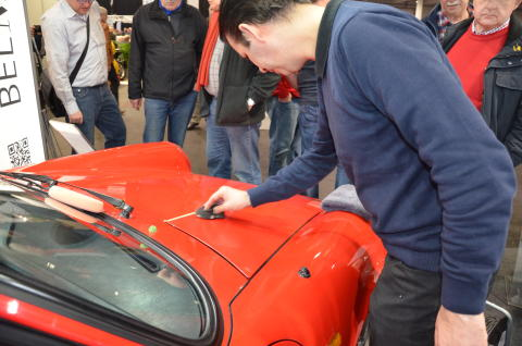 BELMOT auf der Bremen Classic Motorshow