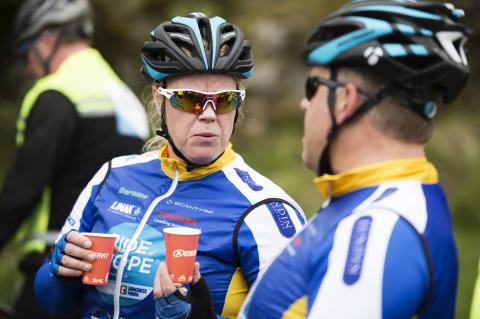 Enervit levererar sportdrycken under Göteborgsgirot