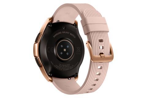 Galaxy Watch_Dynamic_Rose-Gold