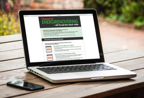 Tilskud til energirenovering: Vi guider dig igennem