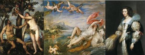 Sista chansen att se Rubens & van Dyck