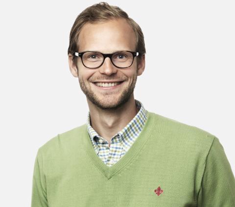 Kristian Isberg Fastighetschef HSB Göteborg