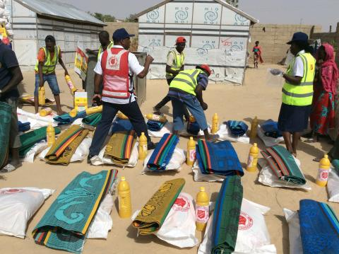Emergency Food Distributions in Nigeria 'Restore Hope for Living'