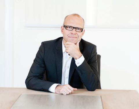 Hans Karlander, CEO Thomas Concrete Group