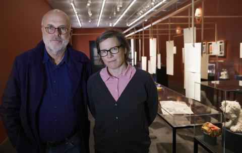 Egentligheter - Lena Andersson, Dan Wolgers.