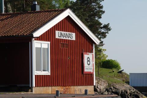 Ny båtlinje till Linanäs på Ljusterö i sommar
