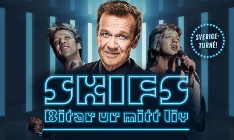 Björn Skifs till Linköping med ny show