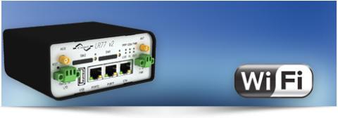 Wifi nu i populära industriroutrar
