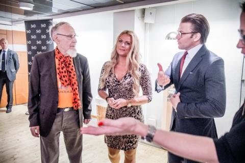 Rapunzel of Sweden prisade av SvD för Affärsbragd