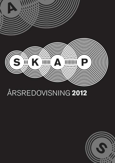 SKAP:s årsredovisning 2012