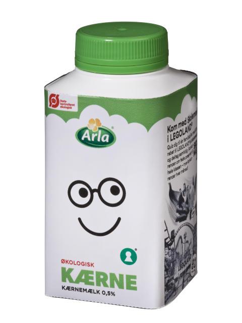 Skolemælk kærne