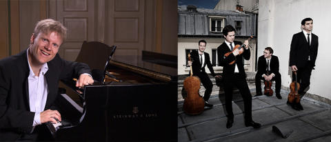 Novemberturné med Håvard Gimse  & Van Kuijk Quartet