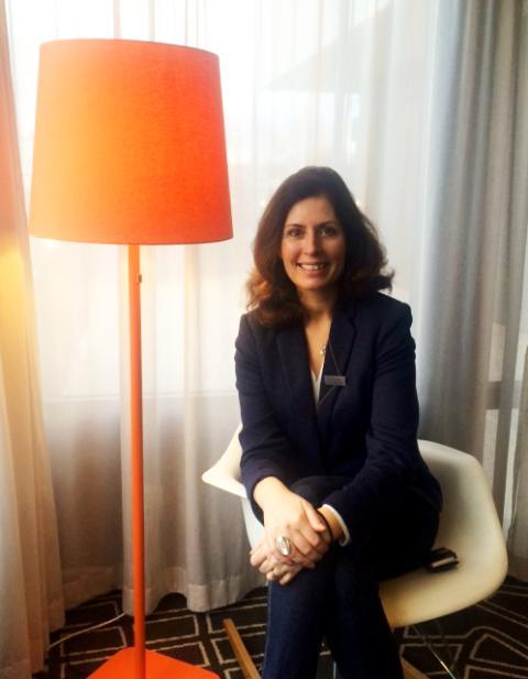 Katarina Boustedt ny hotelldirektör för Scandic Elmia och Scandic Portalen