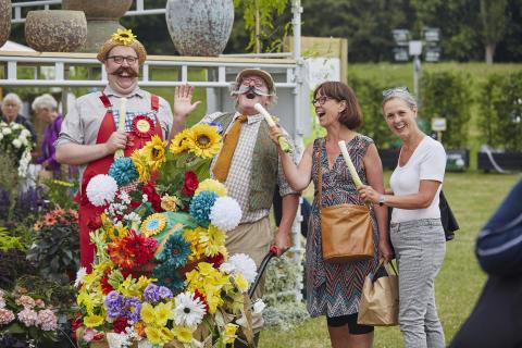 Haveselskabet i Danmark hyllar trädgårdsglädjen:  Cph Garden 2019 – här är säsongens starkaste trender