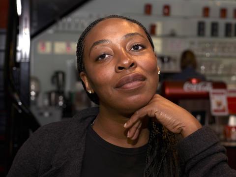 Otobong Nkanga vinner Lise Wilhelmsens kunstpris