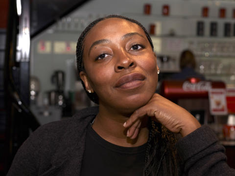 Otobong Nkanga Portrait