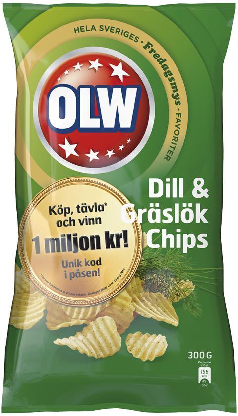 Dill & gräslök miljon