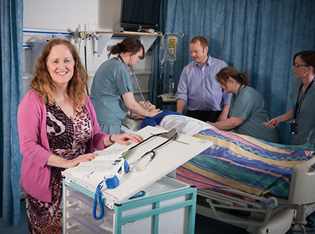 New breed of medical graduate helping critical care units cope