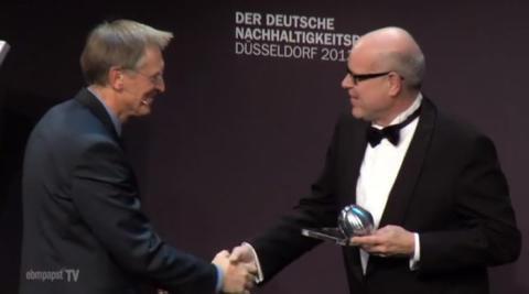 ebm-papst har fått utmärkelse som Tysklands mest hållbara företag