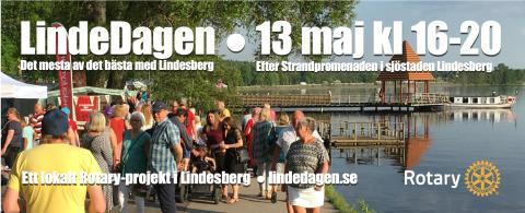 Tre månaden kvar till LindeDagen: Över 90 utställare redan anmälda