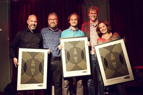 Prisregn över musikskapare i Göteborg