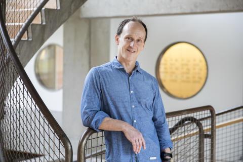 Mikael Oliveberg, Institutionen för biokemi och biofysik