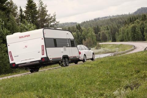 Ny design på Solifer husvagn 2014