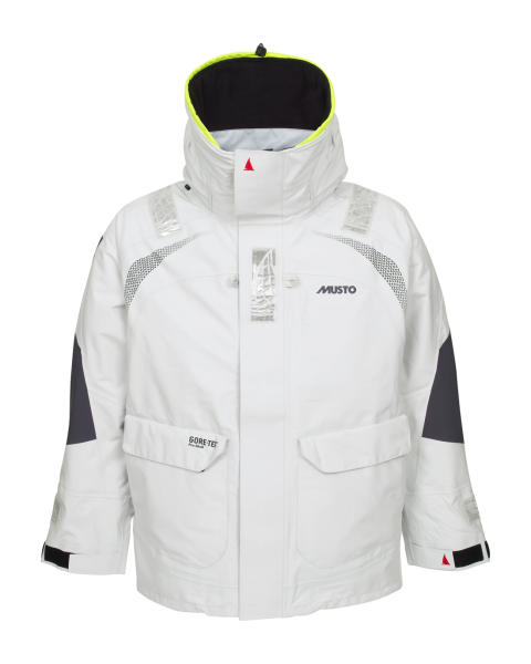 Musto MPX Offshore Race Jacket Platinum
