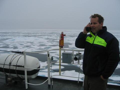 Medaljer till polarforskare och pris till polarlärare