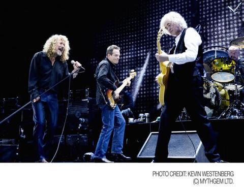 "Led Zeppelins hyllningskonsert ""Celebration Day"" visas på SF Bio!"
