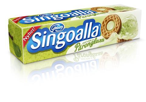 Singoalla Päronglass för härliga sommarstunder