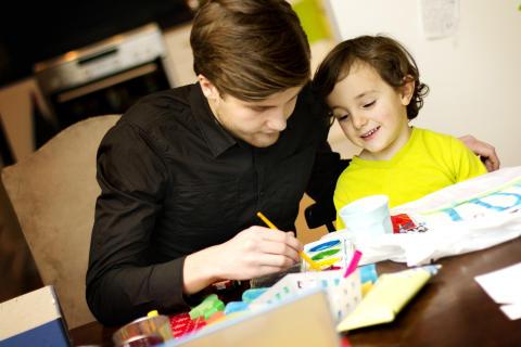 Erfterfrågan på barnpassning är populärast i Stockholms län