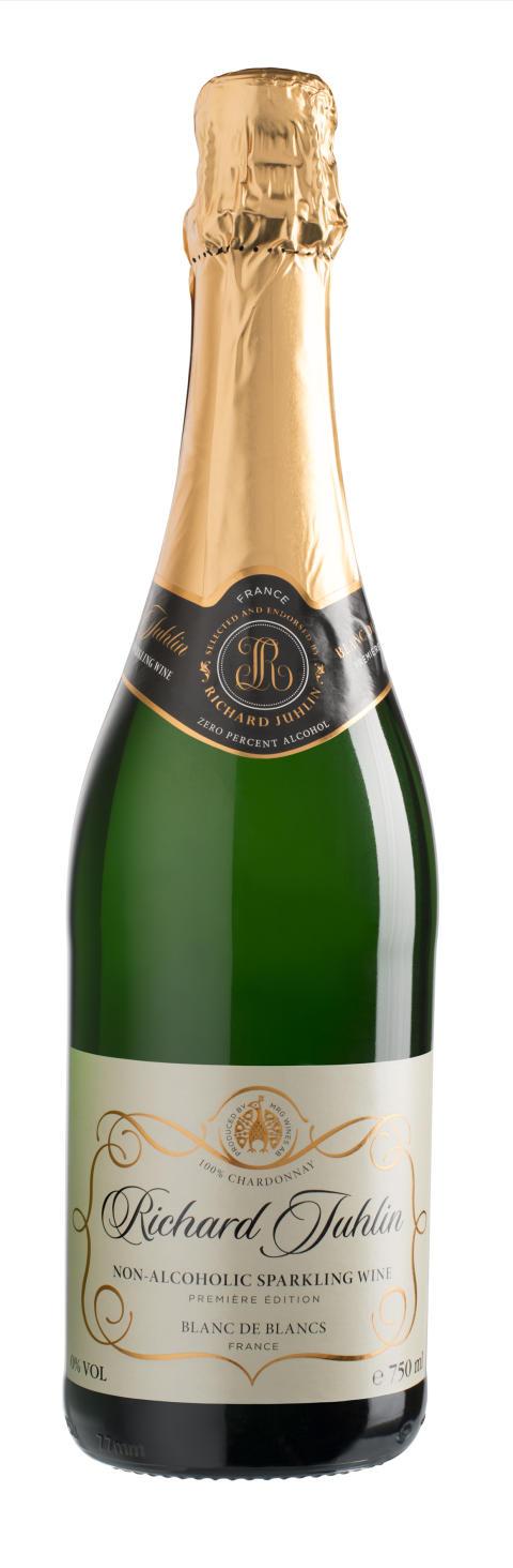 Richard Juhlin Blanc de Blancs Sparkling Wine