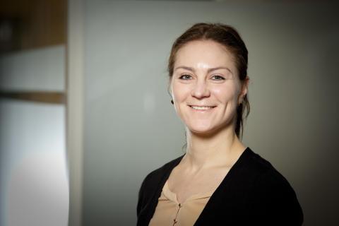 Maria Kronlund, kompetensutvecklingschef