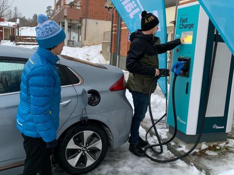 Nu blir det lättare att resa fossilfritt i Jämtland