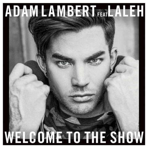 Adam Lambert släpper singel med Laleh