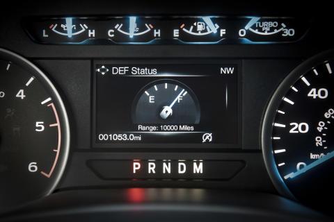 Ford F-150 3.0 Power Stroke diesel