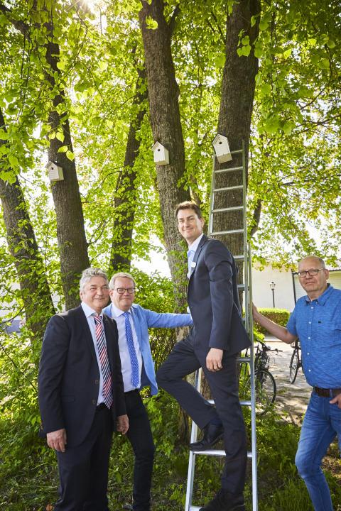 Spadtag kv Orren i Västerås