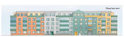 Riksbyggen uppför 80-100 nya bostäder i Luleå