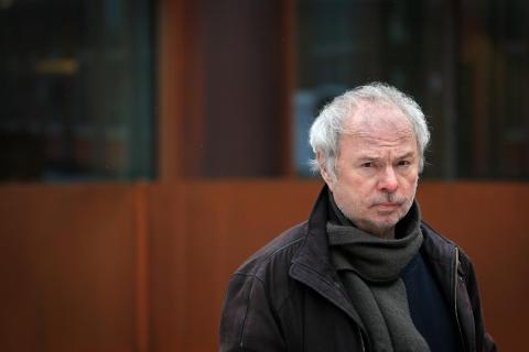 Stefan Carlsson, professor i datavetenskap på KTH. Foto: Peter Larsson.