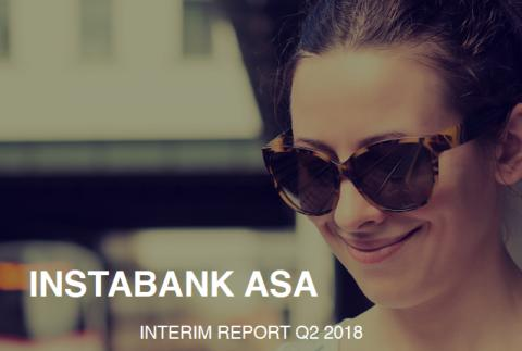 INSTABANK ASA Q2 2018