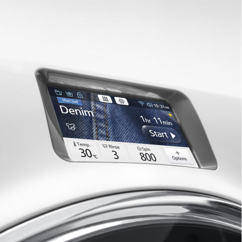 Samsungs senaste tvättmaskin WW9000 nu i butik