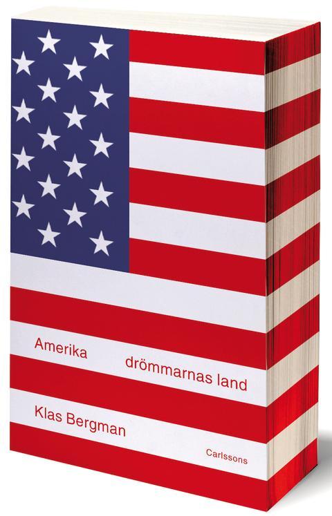 Omslag Amerika drömmarnas land