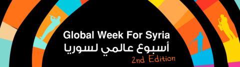 Moriska Paviljongen en del av Global Week for Syria